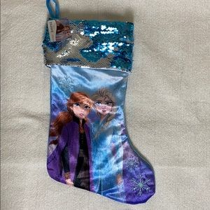 New Frozen christmas 🎄 stocking